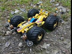 Monster Shark AR chassis