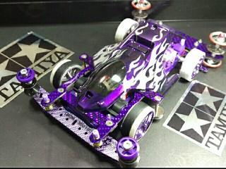 purpleサンダーS2