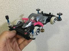 X test car