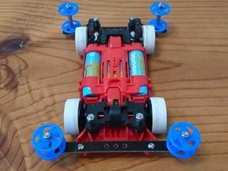 NorCal Suspension prototype