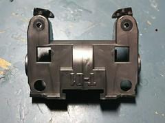 C-ATバンパー ズレ防止ストッパー。