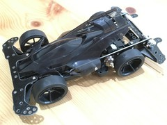 AERO THUNDERSHOT prototype