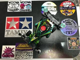 ミニ四駆グランプリ2018スプリング大会