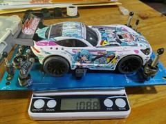 初音GTR