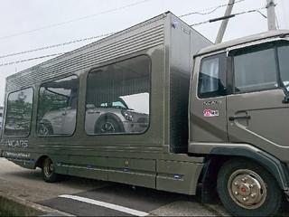 移動式全天候型コーストラック?