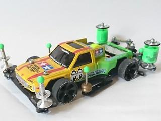ハイラックスレーサー  グラデ  仕様変更