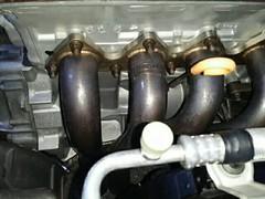 モーター慣らし開始 (B16B改1.8 HONDAモーター)