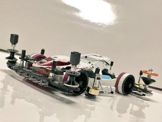 MSフレキ(初スラダン車)