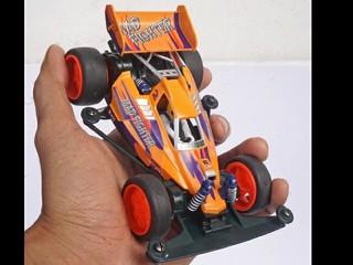 Mad Fighter Mini 4WD