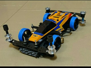 7号車v2.0:サンダードラゴン(SX)
