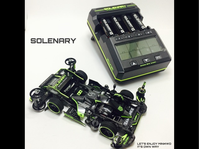 X4SOLENARY仕様