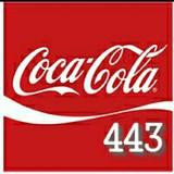 COKE 443
