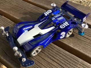 ブラックセイバー ed/blue