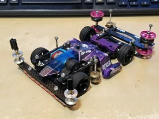 TrexZMC SP purple