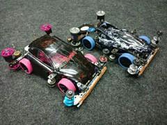 fast car n top8 funrace