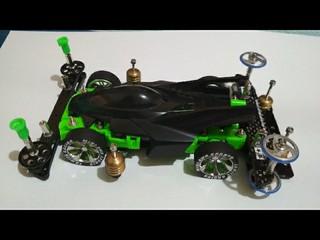 thundershot msl suspension