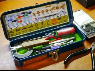ミニヨン工具箱🔧