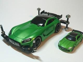 ジルボルフ×AMG GT R