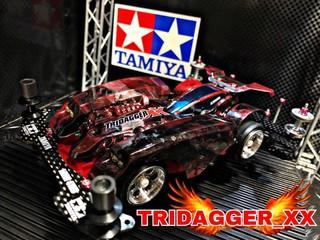 トライダガーXX3号機