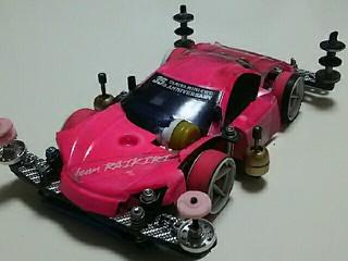 FMS-1(ピンク)ブッチ斬り