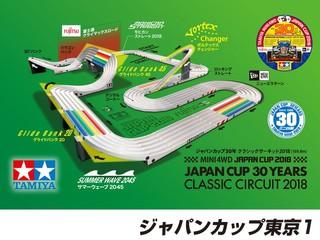 ジャパンカップ2018 東京大会1