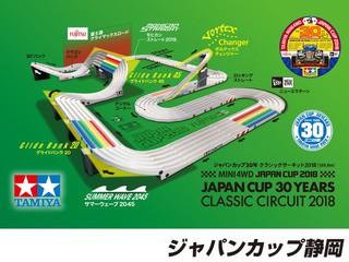 ジャパンカップ2018 静岡大会