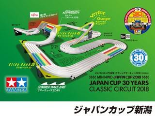 ジャパンカップ2018 新潟大会