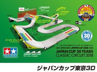 ジャパンカップ2018 東京大会3D