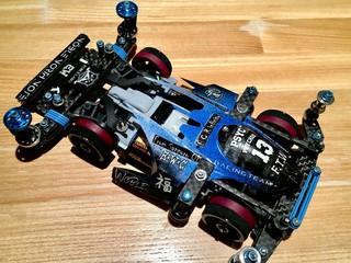 MA ピボット車