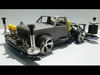 tamiya mini 4wd truck'n