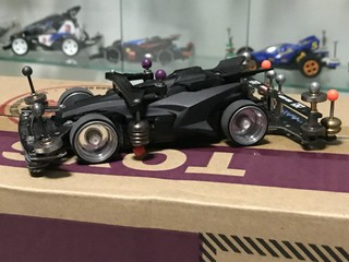 MS Avante MK3 Batmobile