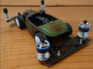 Baron Viento Rat Rod