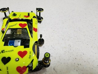 TRF-RACER ver.YellowHeart