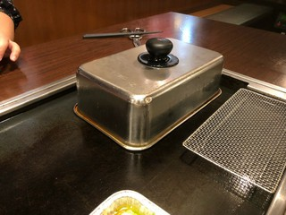 お好み焼き本舗でステーキを喰らう。