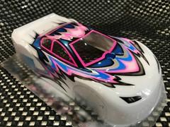tamiya TRF racer ALL JAPAN ver