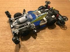 フレキ 4.5号機 サンダーショット(リヤアンカー )