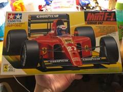 ミニF フェラーリ642