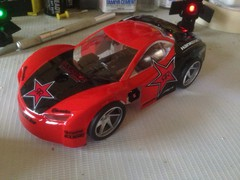 raikiri in rockstar energy red