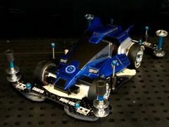 Proto E blue