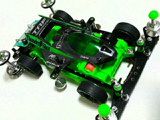 緑のFMARさん