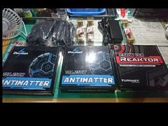 アンチマター・REAKTOR充電器のみでモーター慣らし方🔃⚙️データ分析中…。