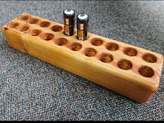 電池ホルダー