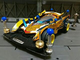 スラッシュリーパー REX-X『轟竜』
