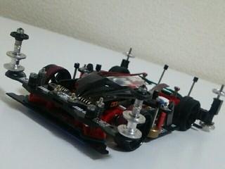 前後ピボット装備車 MA