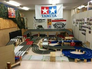 アメリカンパラダイス浪館店 7月レース用コース