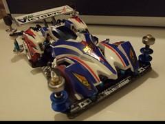 ビートマグナムWGP(MA)ピボットドラゴンバンパー搭載型