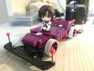 小人物静态车😄