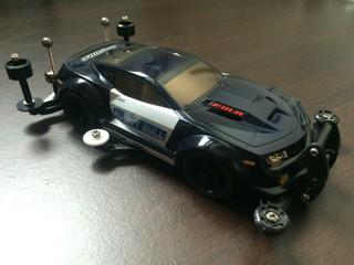 Badass Cop