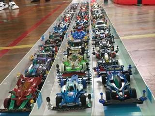 ミニ四駆ステーションチャレンジラウンド3