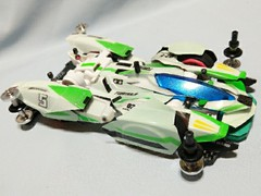 《AEROA 2040》エアロモード/スーパーエアロモード